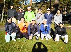 UTCゴルフコンペ